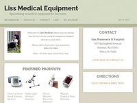 Liss Medical Equipment